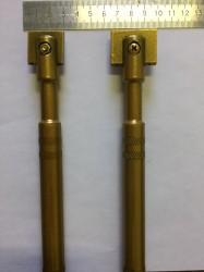Инструмент для ручной правки абразивных кругов Ширина правящей части 25 мм.