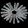 Головки алмазные